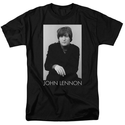 John Lennon EX Beatle T-Shirt men's