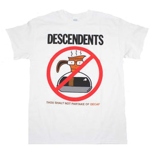 Descendents Thou Shall Not T-Shirt