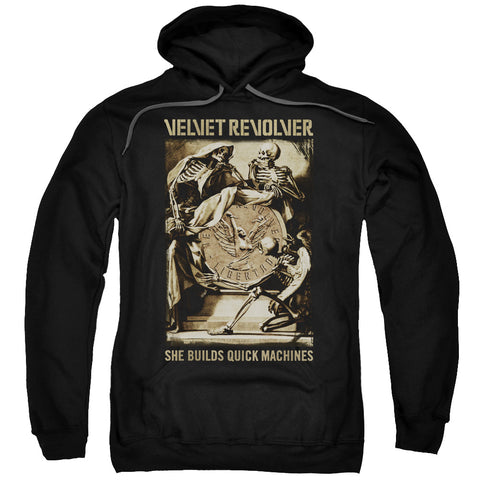 Velvet Revolver She Builds Quick Machines Hoodie