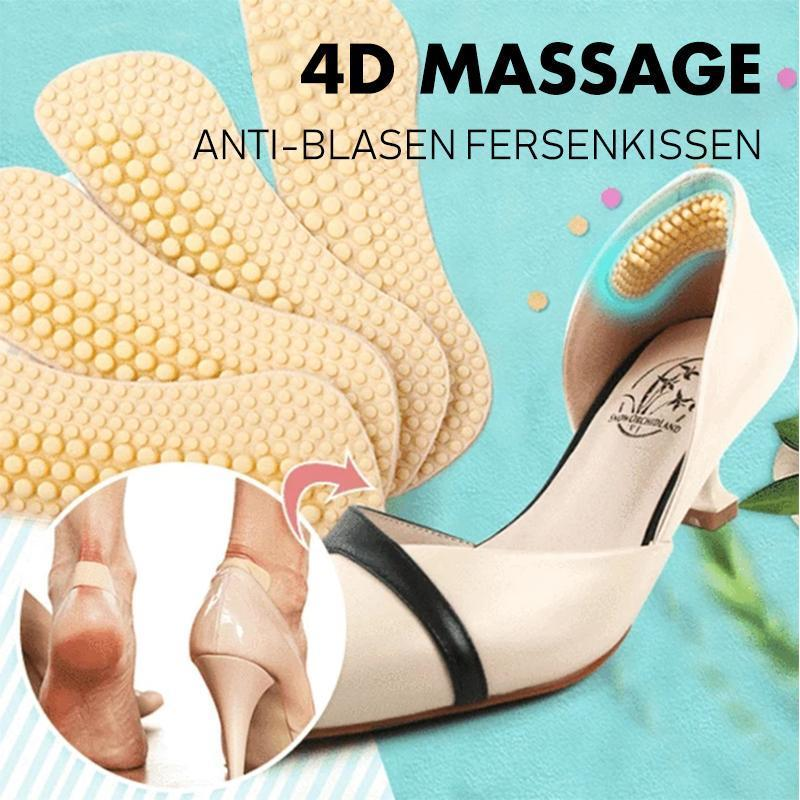 4D Massage Anti-Blasen Fersenkissen