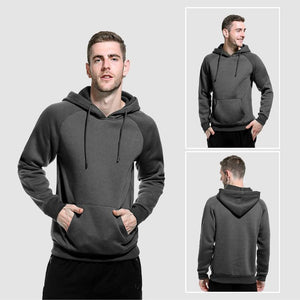 Modisches Sweatshirt mit Hut, Unisex