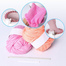 Laden Sie das Bild in den Galerie-Viewer, Strickmaschine Diy Manual Toys für Kinder