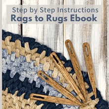 Load image into Gallery viewer, Rags to Rugs eBook
