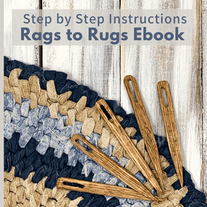 Rags to Rugs eBook