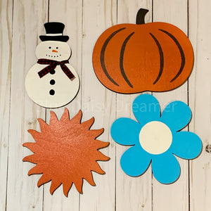 Seasonal Interchangeable Pieces