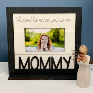 Blessed to have you as shiplap frame