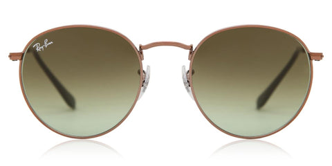 Ray-Ban RB3447 Round Metal 9002A6