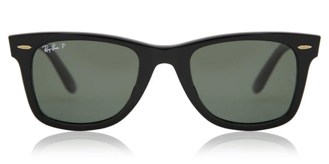 Ray-Ban RB2140F Original Wayfarer Asian Fit Polarized 901/58