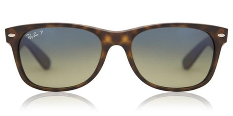 Ray-Ban RB2132 New Wayfarer Matte Polarized 894/76