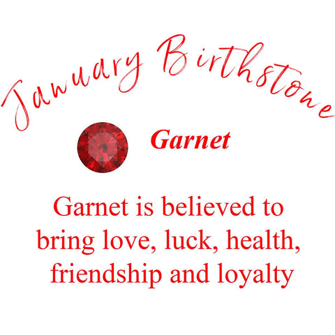 January birthstone meaning