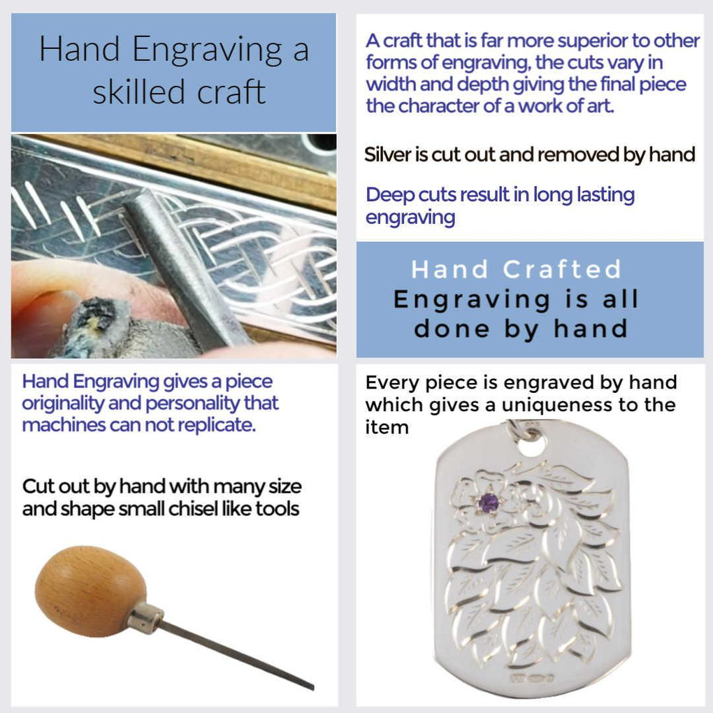 Benefits of Hand Engraving