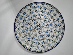 Plate ~ 7.75 inch ~ Sapphire