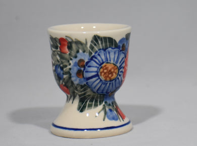 Egg Cup - Triple Flower