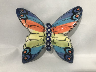 Butterfly Color Stripes