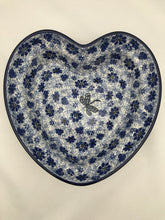 Load image into Gallery viewer, 019 Heart Shaped Bowl - 1443 Hidden Dragonfly