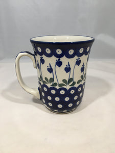 Mug ~ Bistro ~ 16 oz. ~ Bleeding Heart