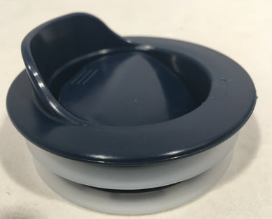 To go lid- Navy Blue
