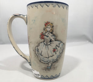 Limited Edition Ballerina Tall Mug