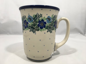 Mug ~ Bistro ~ 16 oz. ~ Spring Meadow