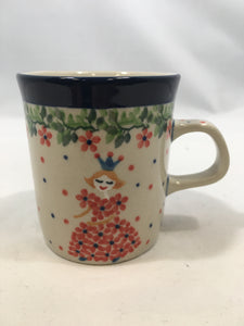 Cup ~ Espresso ~ 5 oz ~ Blonde Princess