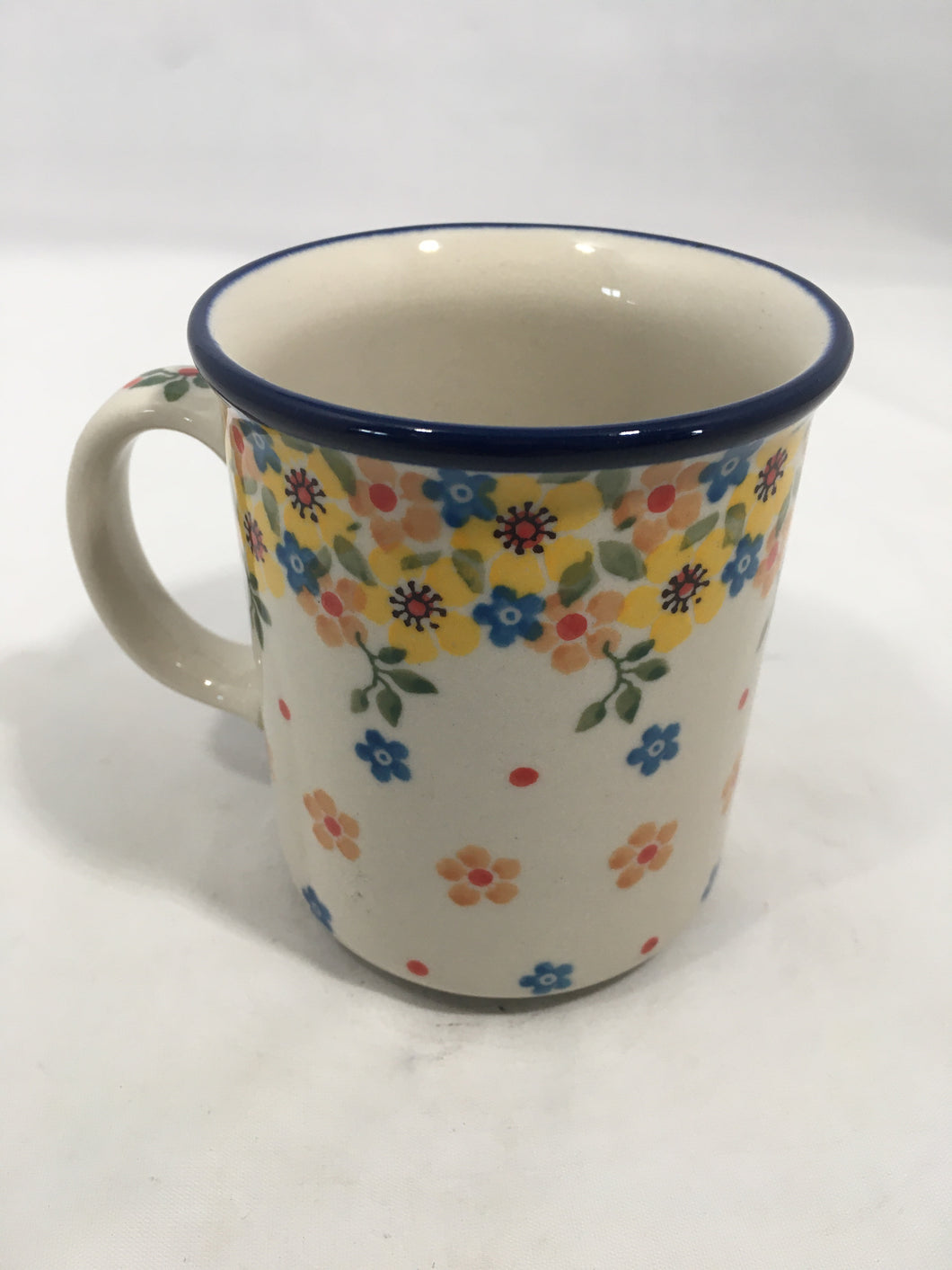 Mug ~ Straight Side ~ 8 oz ~ Sunshine