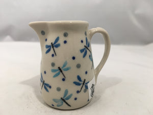 Miniature Jug / Toothpick Holder ~ 2.25 inch ~ Dragonfly Heaven