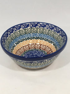 Bowl ~ Nesting Salad/Cereal ~ 5.5 W ~ Blue Moon