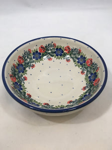 Bowl ~ Soup/Salad ~ 6.75 inch ~ Garden Party