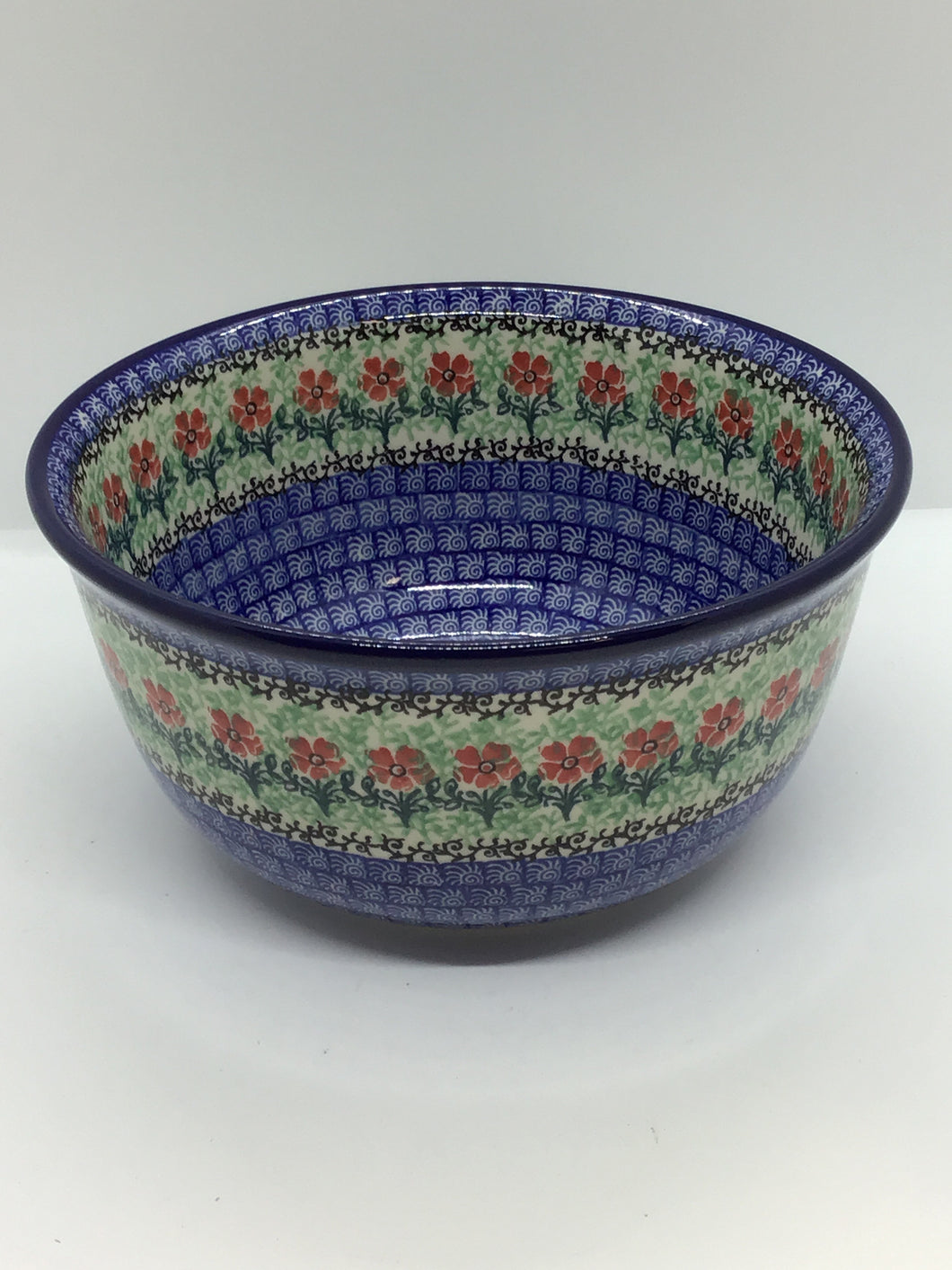 Bowl ~ Serving ~ 8.5W x 4.5D ~ Maraschino
