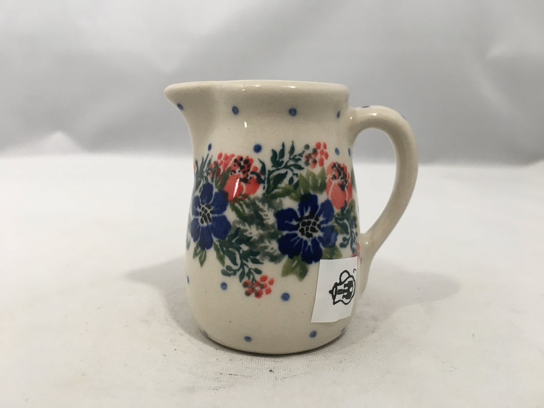 Miniature Jug / Toothpick Holder ~ 2.25 inch ~ Garden Party