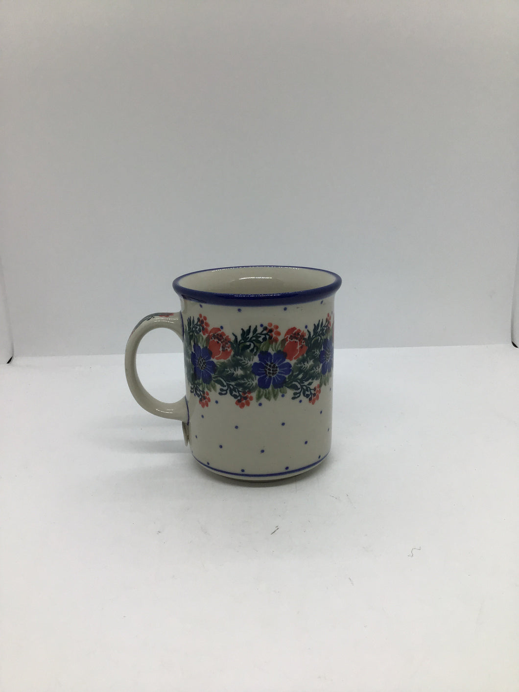 Mug ~ Straight Side ~ 8 oz ~ Garden Party