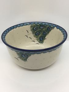 Bowl ~ Serving ~ 8.5W x 4.5D ~ Art of the Feather