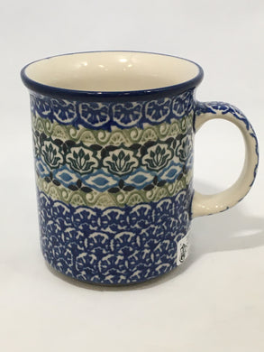 Mug ~ Straight Side ~ 8 oz ~ Tranquility