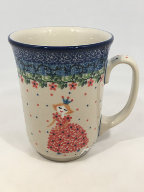 Mug ~ Bistro ~ 16 oz. ~ Blonde Princess