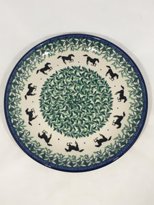 Plate ~ 7.75 inch ~ Running Horse
