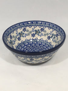 Bowl ~ Nesting Salad/Cereal ~ 5.5 W ~ Cool Blue