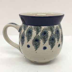 Mug ~ Bubble ~ 16 oz. ~ Eye of Feather