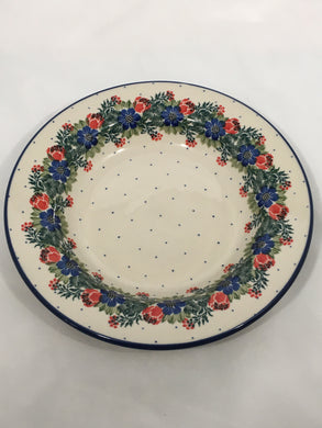Bowl ~ Salad / Pasta ~ 9 inch ~ Garden Party