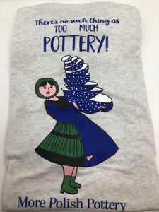 More Polish Pottery T-Shirt