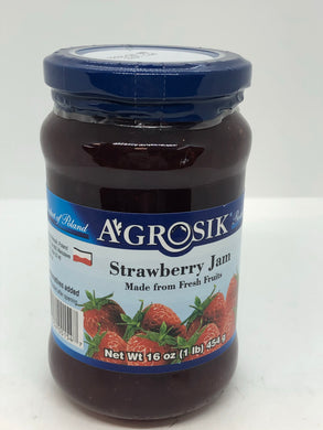 Agrosik Strawberry Jam