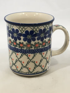 Mug ~ Straight Side ~ 8 oz ~ Primrose