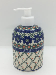Soap Dispenser ~ 5.5H ~ Primrose