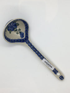 Ladle ~ Medium ~ Blue Poppy