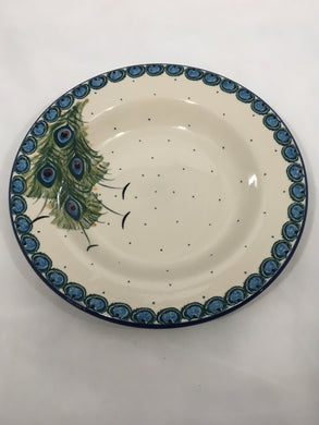 Bowl ~ Salad / Pasta ~ 9 inch ~ Art of the Feather