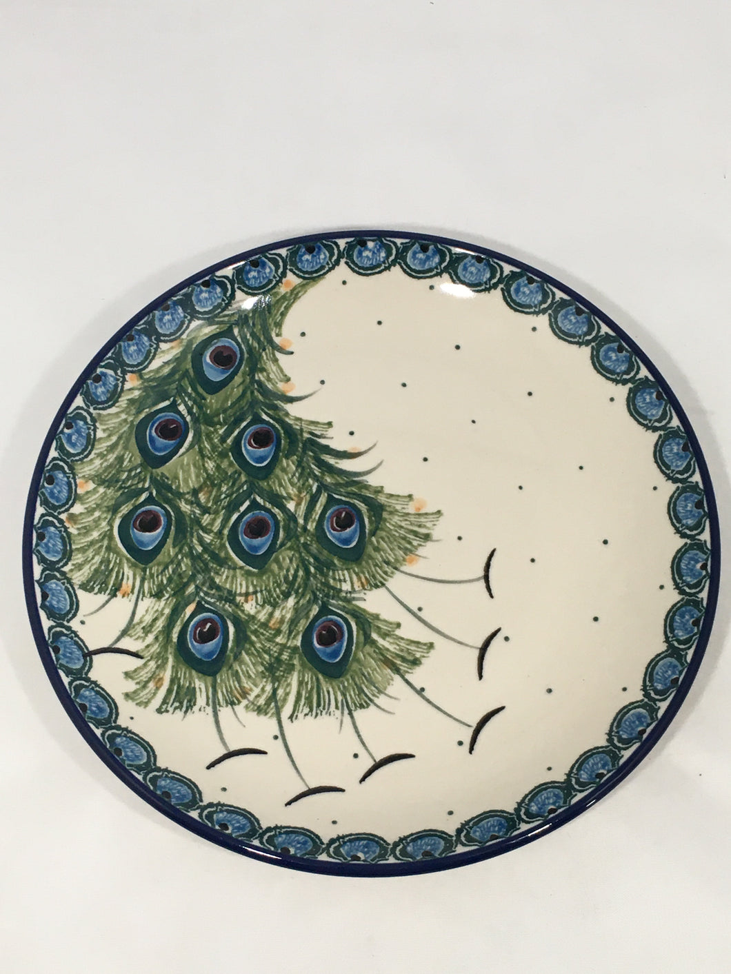 Plate ~ 7.75 inch ~ Art of the Feather