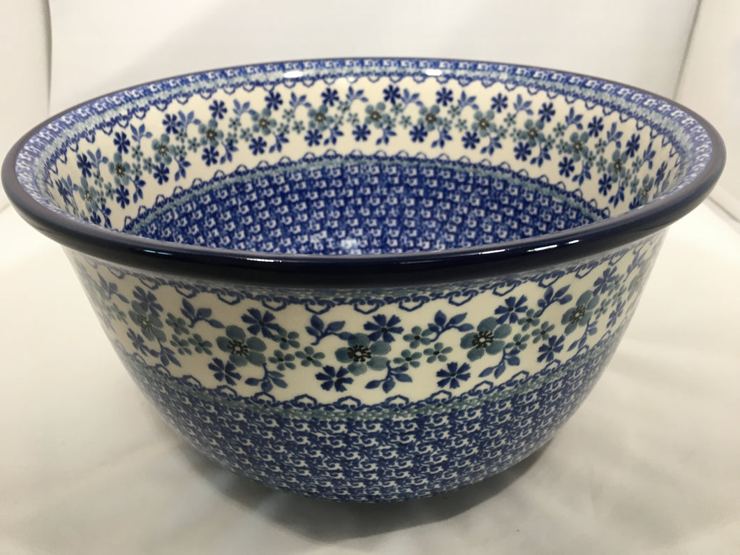 Bowl ~ Deep Mixing ~ 4 Qt. ~ Cool Blue