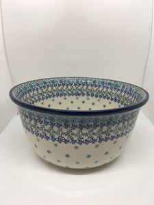 Bowl ~ Deep Mixing ~ 4 Qt. ~ Icicle