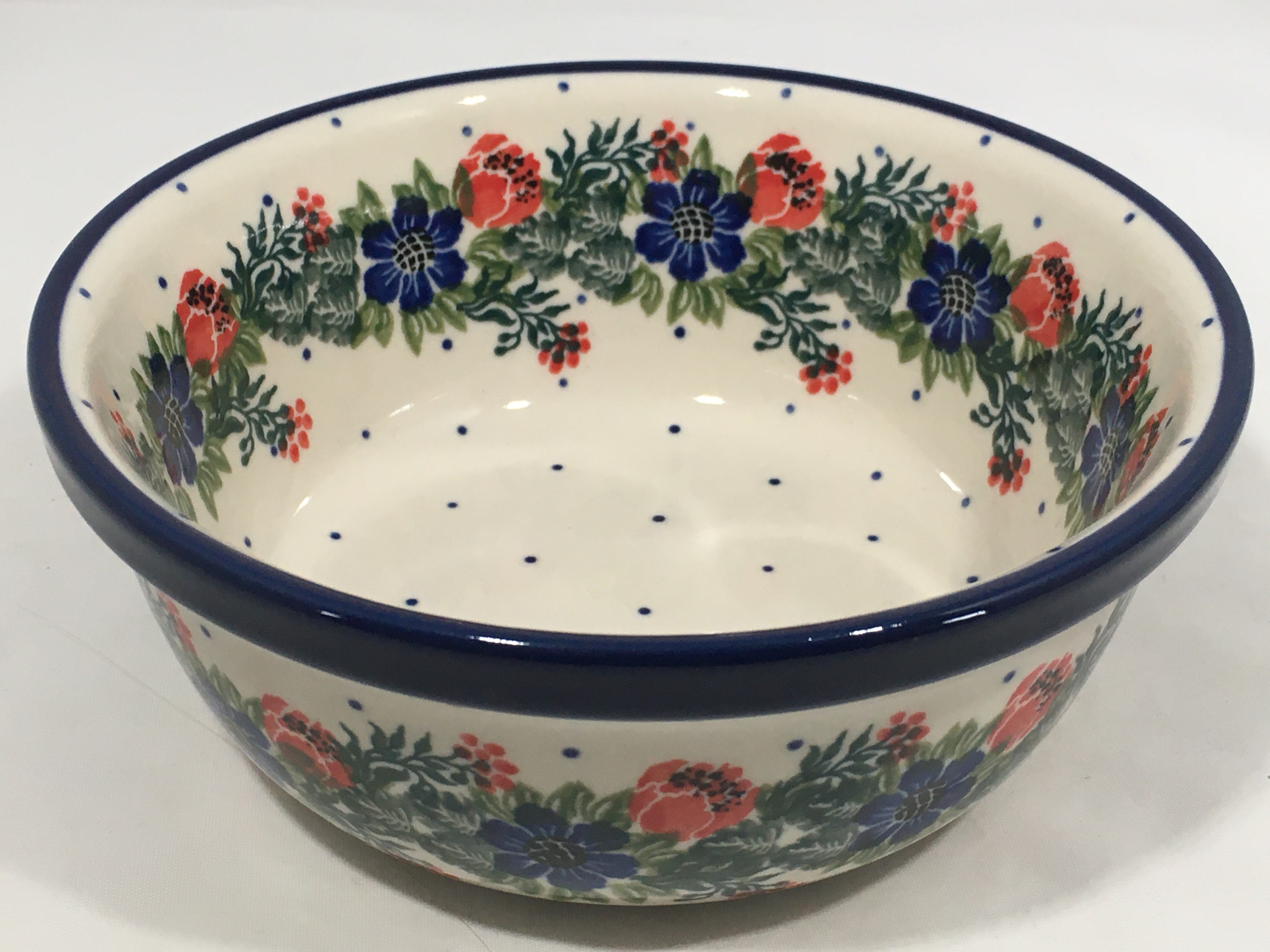 Bowl ~ Soup / Salad / Cereal ~ 6W ~ Garden Party