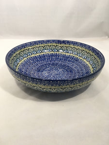 Bowl ~ Serving ~ 9 inch ~ Tranquility