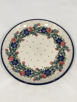 Plate ~ 7.75 inch ~ Garden Party